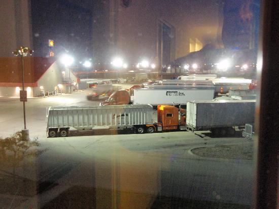 Fremont, NE: Truck stop