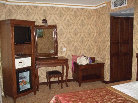 Assos Hotel Istanbul: .