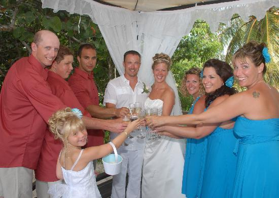 Iberostar Varadero: Our Wedding Party