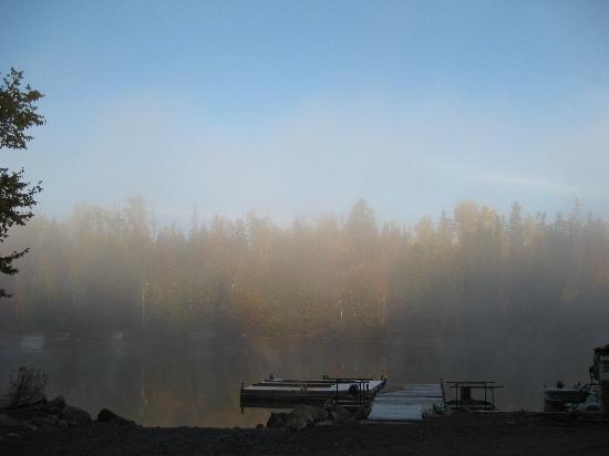 Grand Marais, MN: Morning on the Saganaga River