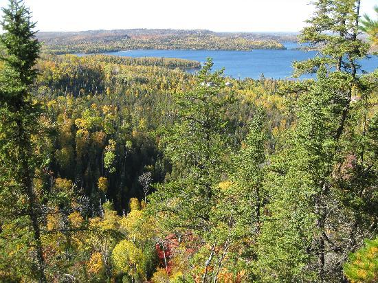 Grand Marais, MN: Hiking a Nearby Trail