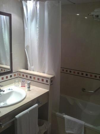 Hotel Puerto de la Cruz: Baño
