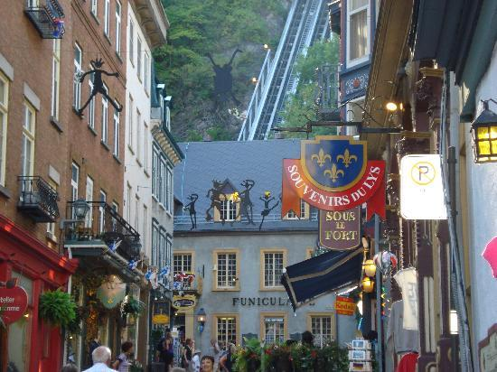 Quebec City, Canada: In the heart of Old Quebec