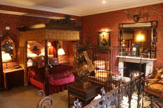 Inner Sanctum Bedroom Picture Of The Witchery By The