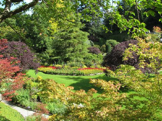 The Butchart Gardens 사진