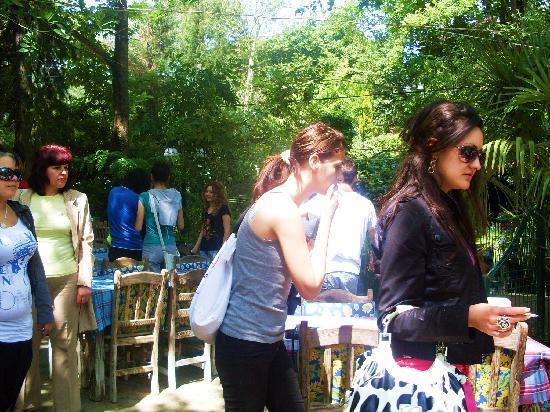 Cetibeli Caglayan Restaurant: çaglayan