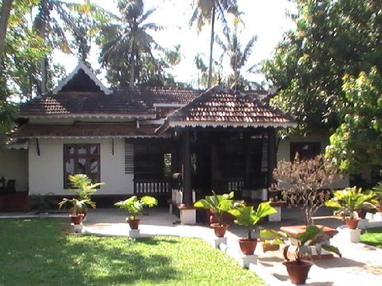 Kerala, India: Vembanad House , Alappuzha Village