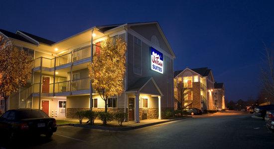 InTown Suites El Paso : InTown Suites