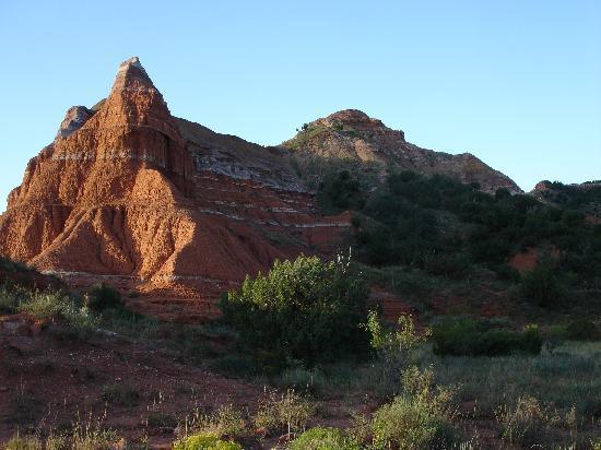 Palo Duro Canyon State Park: Scenic, scenic, scenic