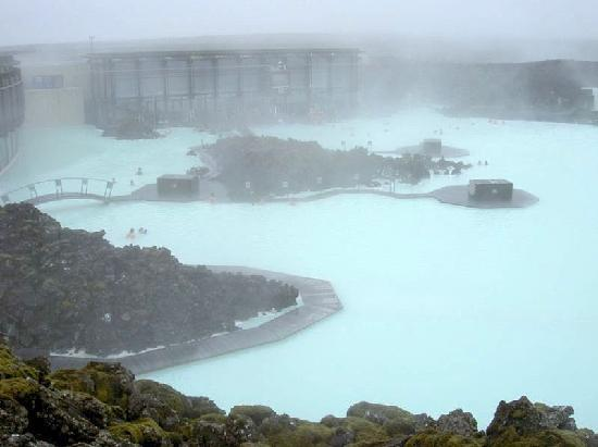 ‪‪Reykjavik‬, أيسلندا: The Blue Lagoon‬