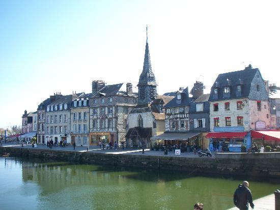 Honfleur, Frankrijk: l