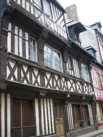 Honfleur, Frankreich: i5