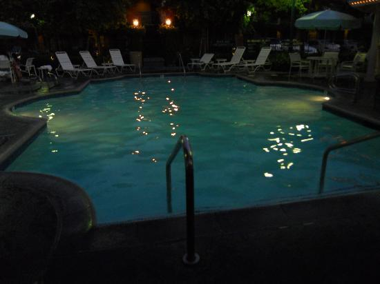 Candy Cane Inn: Pool Area
