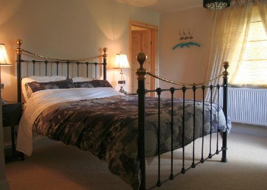 Castle Farm B&B: Godolphin en-suite