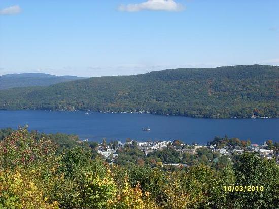 Prospect Mountain: Lake George