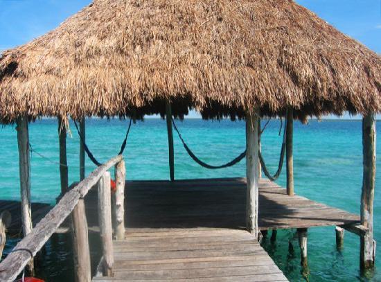 Chetumal, المكسيك: Laguna Milagros Huay Pix