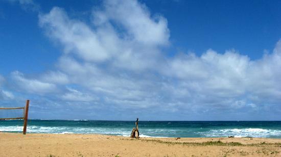 Pono Kai Resort: Beach front on Pono Kai property