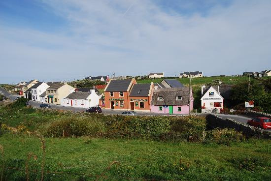 "Дулин, Ирландия: ""Downtown"" Doolin"