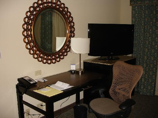 Homewood Suites Dallas/Allen: Desk