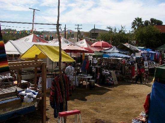 Outdoor flea market with great deals picture of todos santos baja