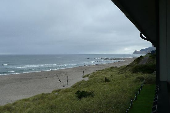 BEST WESTERN PLUS Lincoln Sands Suites: From the deck