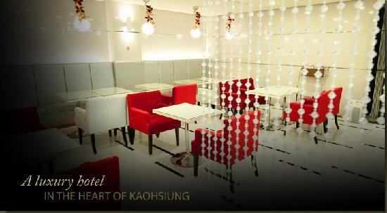 T Hotel Kaohsiung: Restaurant