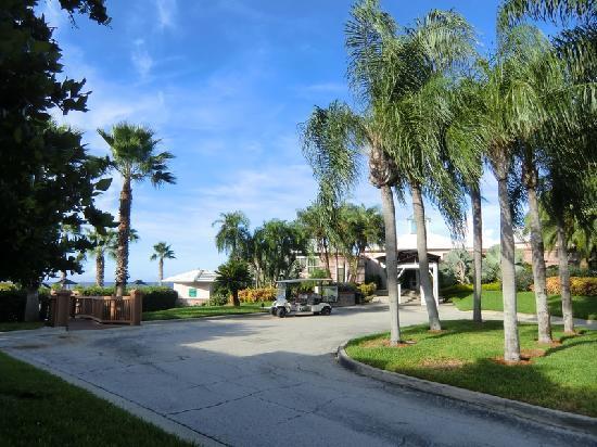 Grand Hyatt Tampa Bay: casita anlage