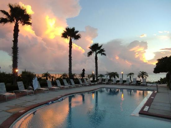 Grand Hyatt Tampa Bay: casita pool