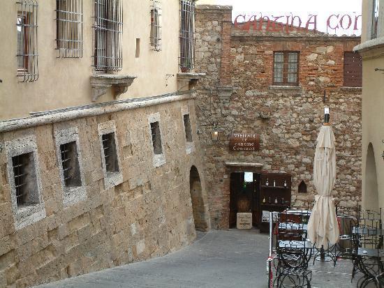 Montepulciano, Italia: Cantina Contucci