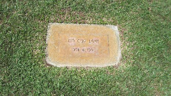 "Tubac Golf Resort & Spa: ""tin Cup"" marking on hole played by Kevin Costner"