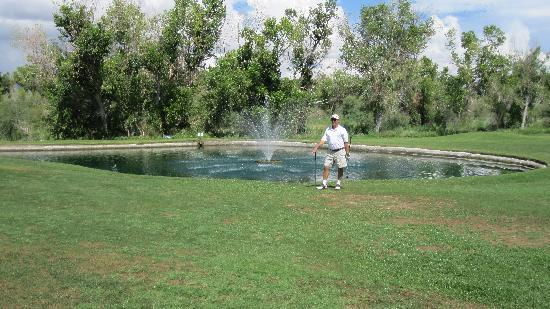"Tubac Golf Resort & Spa: ""Tin Cup"" hole"
