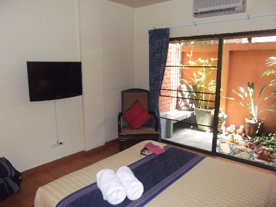 Chiang Mai Thai House: Our room