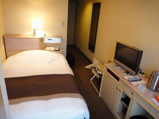 Hotel New Hankyu Kyoto: シングルルーム