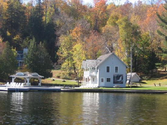 Port Cunnington Lodge & Resort: Boat House