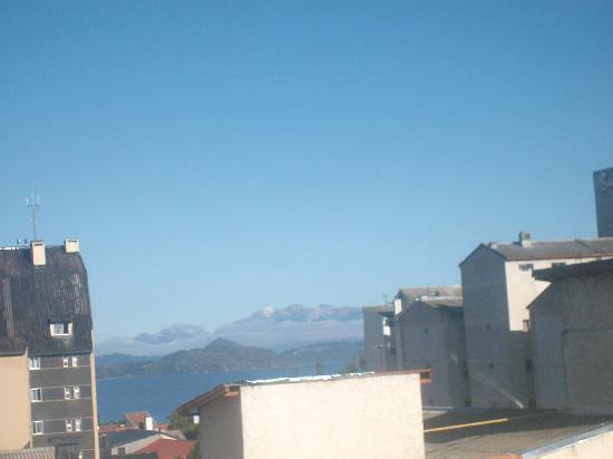 Grand Hotel Bariloche: vista desde el hotel