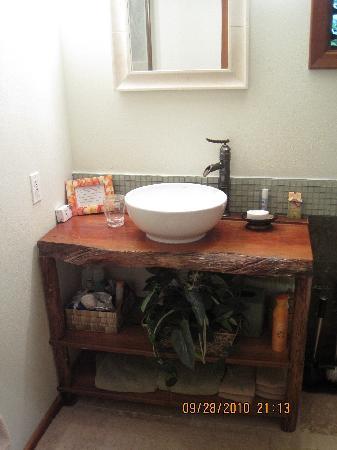 Waterfall Suite Bathroom Sink