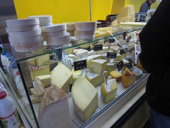 Hotel de Varenne: mmmm cheese