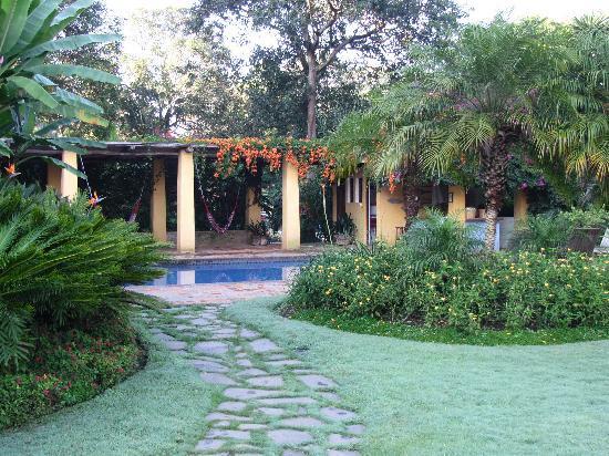 Quinta de las Flores: A walk in the gardens