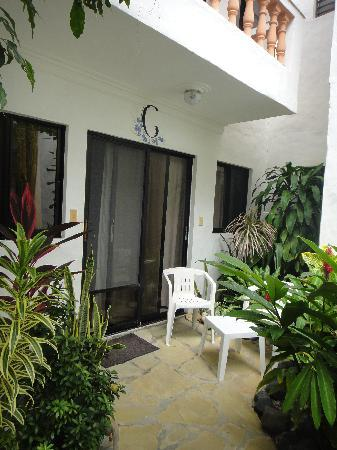 Casa Blanca Hotel & Surf Camp: Beautiful, quiet and private.