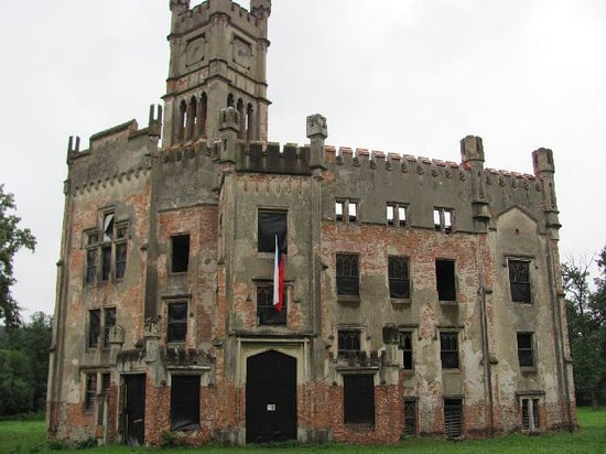 Boemia, Repubblica Ceca: the mansion