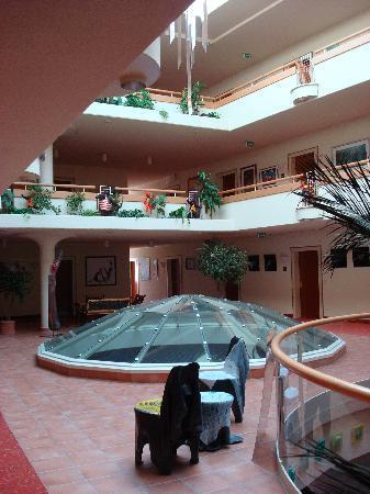 Hotel Am Rosengarten: Innenansicht Hotel
