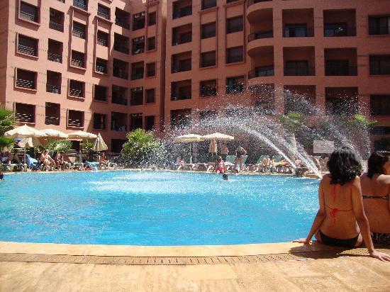 Ryad Mogador Menzah: The Pool