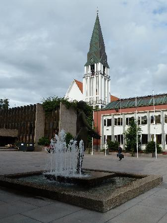 โมลเด, นอร์เวย์: Die Kirche von Molde