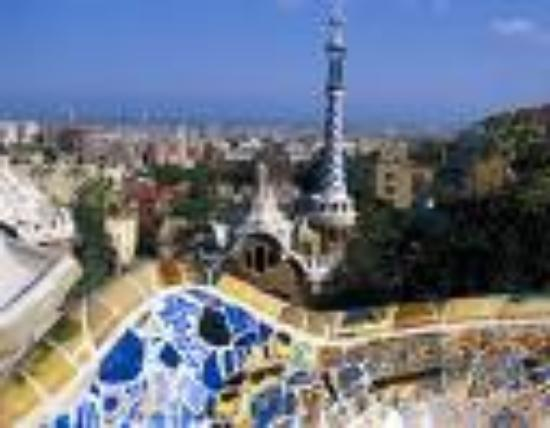 Barcelona Day Tours: Park Guell of Gaudí
