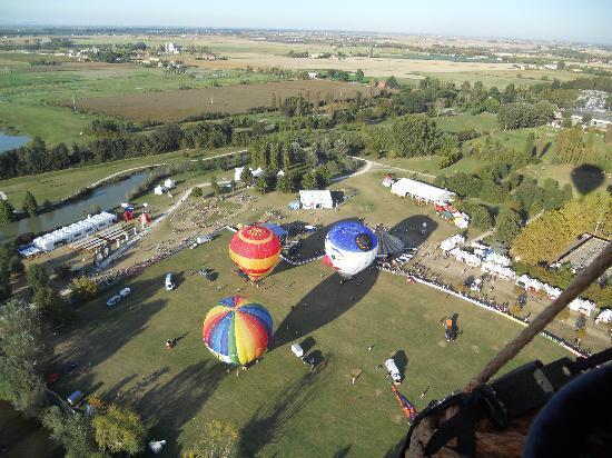 Ferrara, Italia: balloon festival 2010