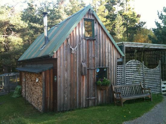 Lazy Duck Hostel, Eco Cabins & Lightweight Camping Ground: So Cosy