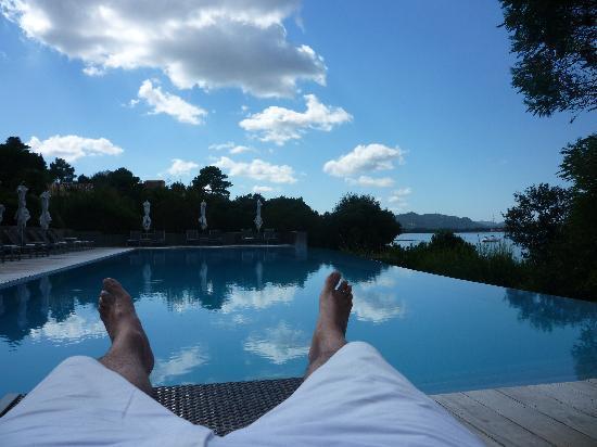 Hotel Casadelmar : Relax la piscine