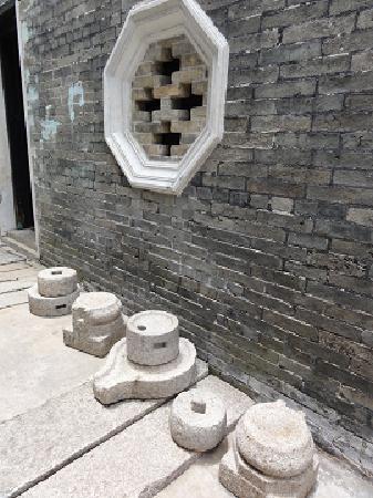 Ching Shu Hin: 窓