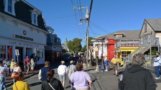 SeaCoast Inn: Colourful Provincetown