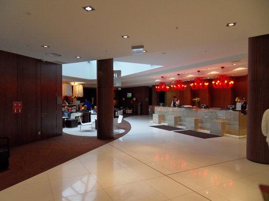 Tallink Hotel Riga: lobby